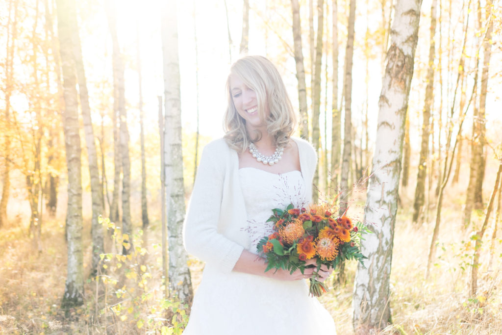 Mint & Sugar Fotografie » Anna-Lena Strasser » Bridalshoot im Herbst